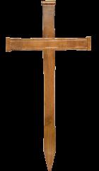 Klasičan krst Hrast